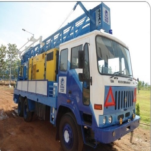 Truck Mounted Drilling Rig (only mounting)