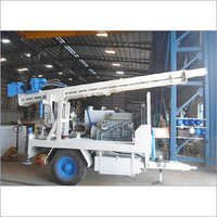 100 Meter Trolley Mounted Drilling Rig