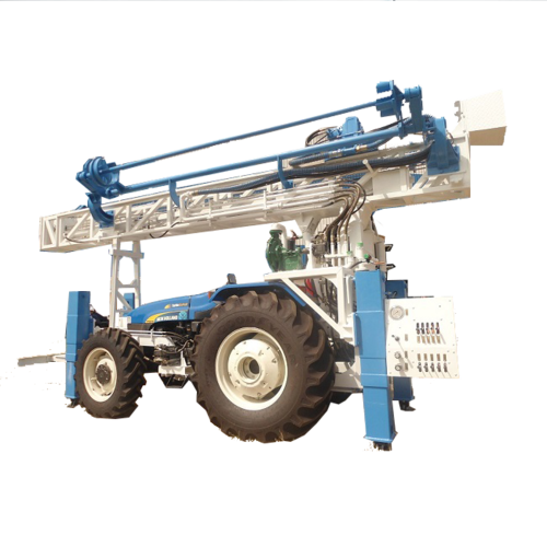 PTBW-150 Tractor Mounted Drilling Rig