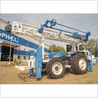 Tractor Drilling Rig