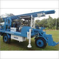Trolley Mounted Water Well Drilling Rig