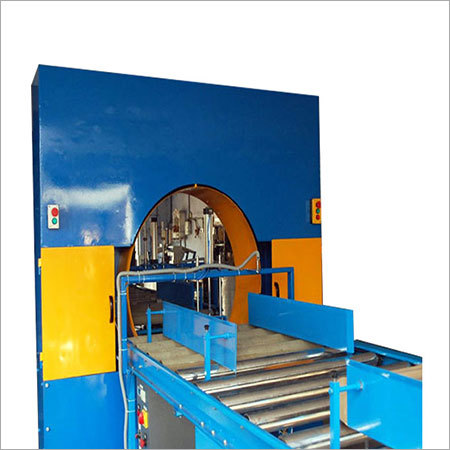 Door Wrapping Machine