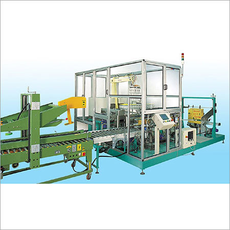 Secondary Packaging Automation Line