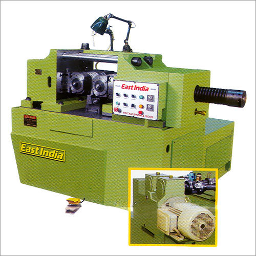 Precision Thread Rolling Machine