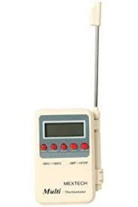 Digital Multi-stemp Thermometer