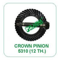 Crown Pinion 5310 (12 Th.) Green Tractors