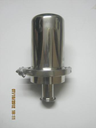 Vent Filter For PW Tank