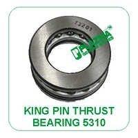 King Pin Thrust Bearing 5310 John Deere