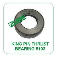 King Pin Thrust Bearing 5103 John Deere