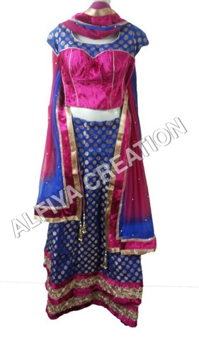 Party Wear Lehenga Choli Dress