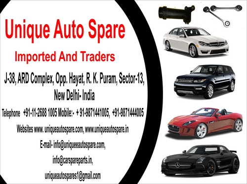 New Generation Car Parts