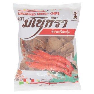 Uncooked Shrimp Chips