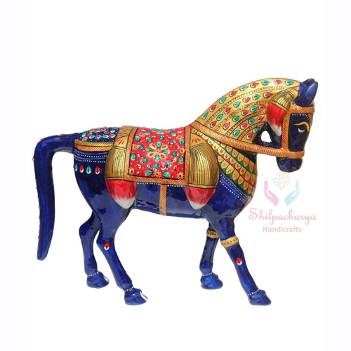 Metal Handicraft Horse