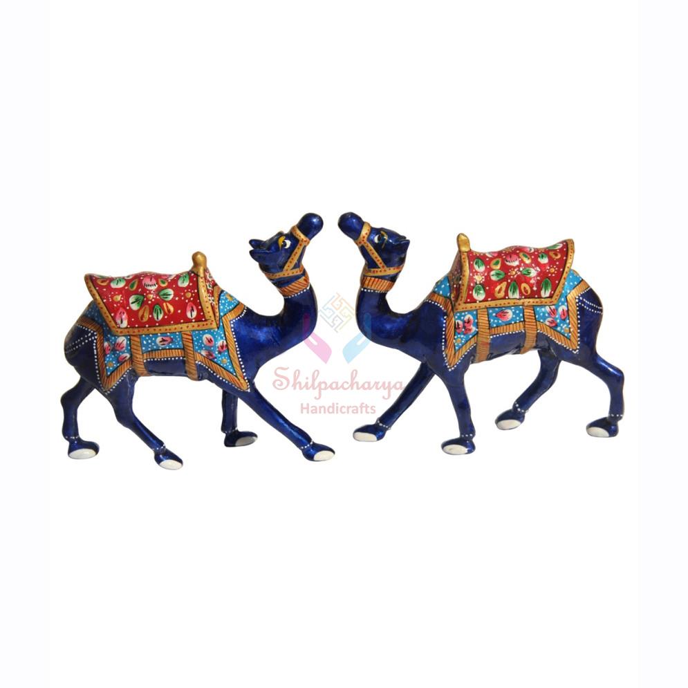 Decorative Metal Handicraft Camels