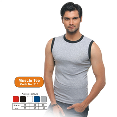 Trendy Cotton Muscle Vest