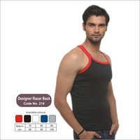 Mens Racer Back Vest
