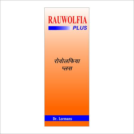 Rauwolfia Plus