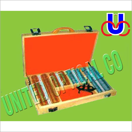 Trail Case With Wooden Box