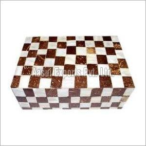 Bone Chess Board Set