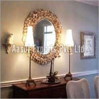 Seashell Mirror Frames
