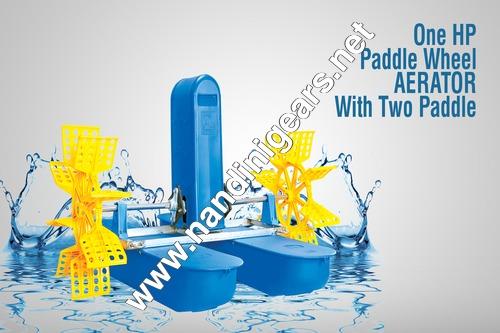1 HP Two Paddle Wheel Aerator