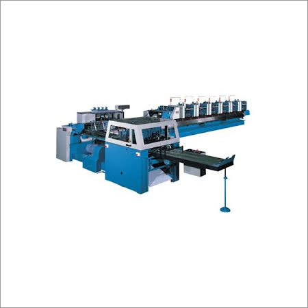 Saddle Stitching Machine