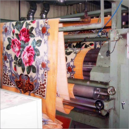 Mink Blanket Machine