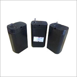 4V 600mAh Rechargeable Lead Acid Battery