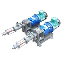 Dosing & Metering Pumps - 'DC' Series