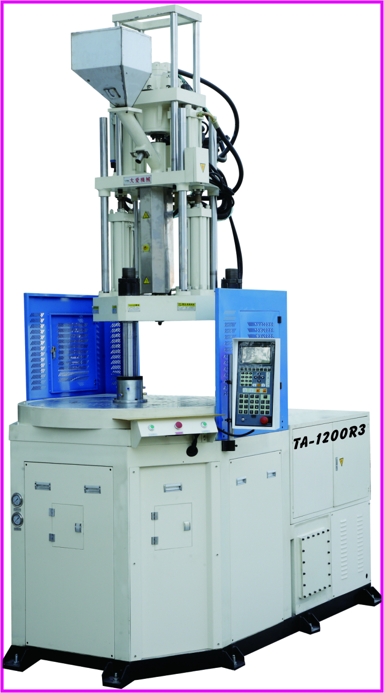 Ta 300 Vertical Moulding Machine