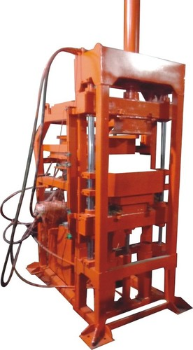 Automatic Interlocking Brick Machines