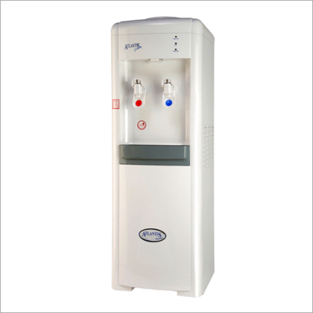 Hot & Cold Water Dispenser With Compressor