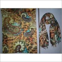 100% Cotton Printed Stole