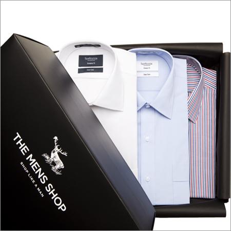 Designer Shirt Packaging Box
