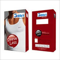 Mens Undergarment Packaging Box