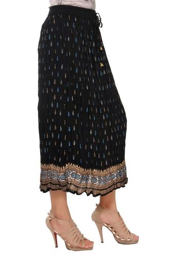 Long Wrap Skirts