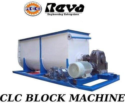 CLC Block Making Machine