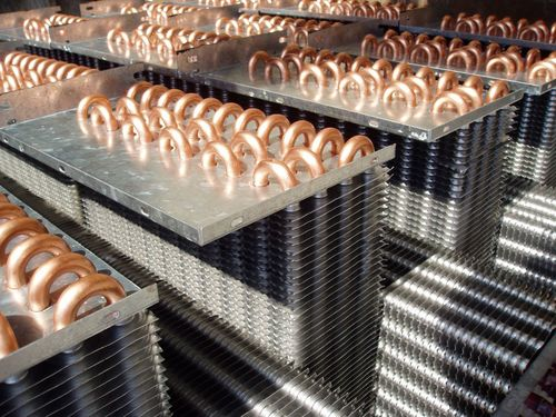 Cooling Coil & Fan Coil Unit Manufacturer India