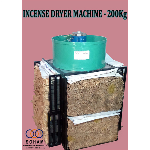 Incense Dryer Machine 800 KG