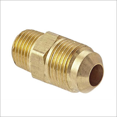 Brass Flare Connector