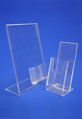 Promotional Acrylic Dispensers