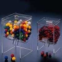 Acrylic Fruit Dispenser