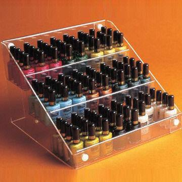 Acrylic Nail Polish Holder