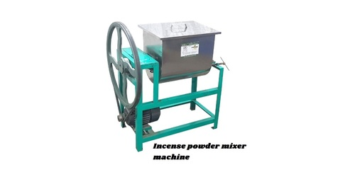 Incense Powder Mixer Machine 16 KG