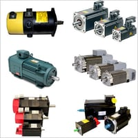 Servo Spindle Motors