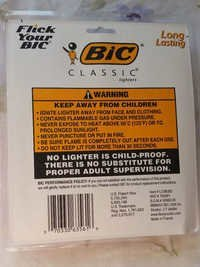 BIC Gas Lighter