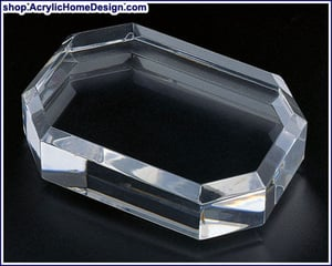 Acrylic Paper Weight