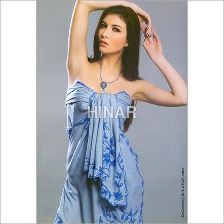 Wool & Silk Pashmina Scarves