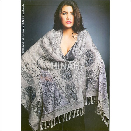 Wool Cutting Shawls