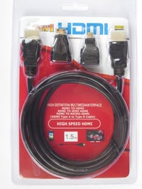 HDMI USB Cable
